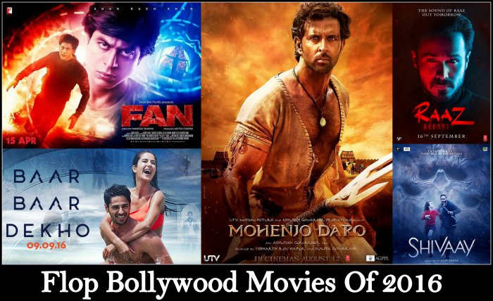 Flop Bollywood Movies Of 2016: Bollywood Movies Which Bombed At Box Office In 2016