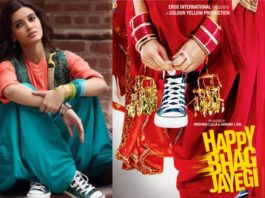 Happy Bhag Jayegi 1st Wednesday Collection Giving Tough Fight To Rustom