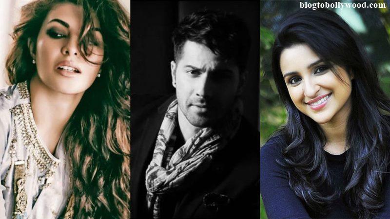 Jacqueline Fernandez and Parineeti Chopra to be cast in Judwaa 2 opposite Varun Dhawan