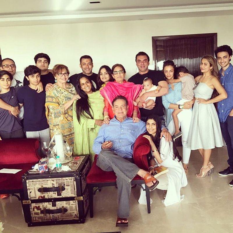 Pictures | Arpita Khan Sharma shared some great pics of the Khan's Rakhi celebration- Khan family 2