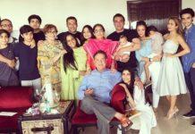Pictures   Arpita Khan Sharma shared some great pics of the Khan's Rakhi celebration