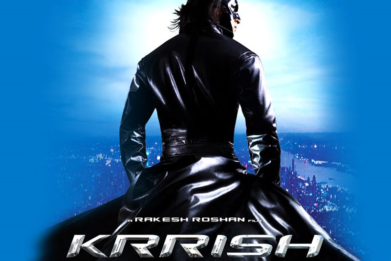 10 Most successful movie franchises of Bollywood- Krrish