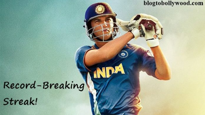 M.S. Dhoni- The Untold Story Trailer beats Sultan, Dilwale, Fan, Shivaay, breaks all records!