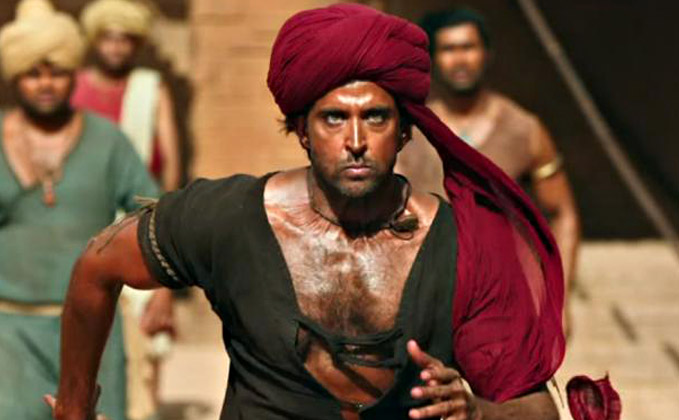 Mohenjo Daro 2nd week collection: Poor
