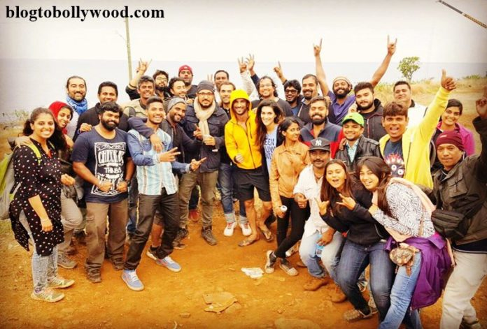 Sushant Singh Rajput and Kriti Sanon's Raabta is now wrapped up!