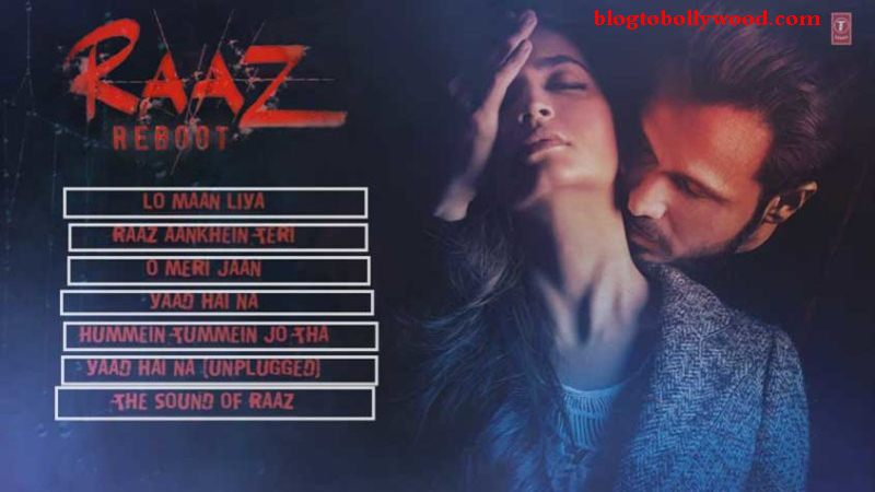 Raaz Reboot Music Review: It Has Everything That We Were Expecting!