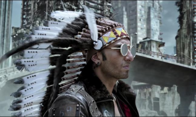 Ranveer Singh as Ranveer Ching