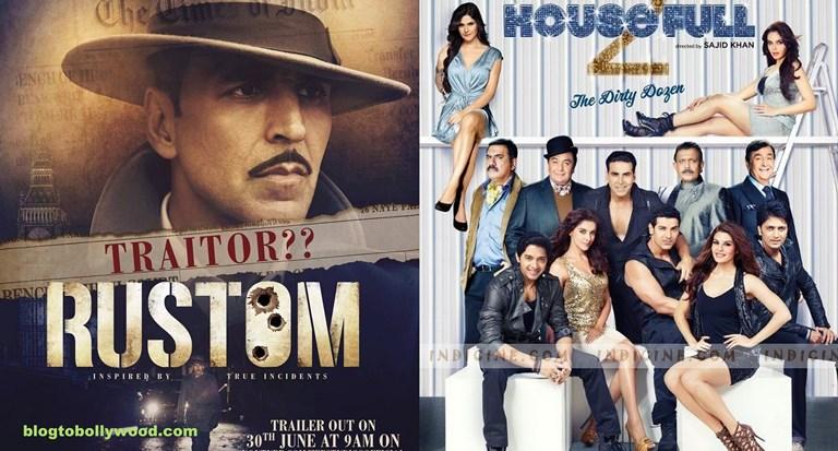 Rustom Beats Housefull 2: Becomes Akshay Kumar's 3rd Highest Grosser