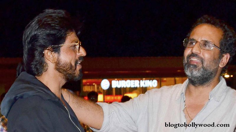 Aanand L Rai-SRK's next film will go on floors from this December