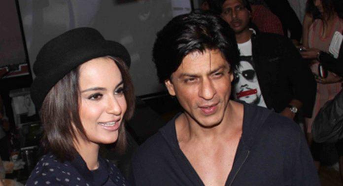 Read What Kangana Ranaut Has To Say On Sanjay Leela Bhansali's Next With SRK