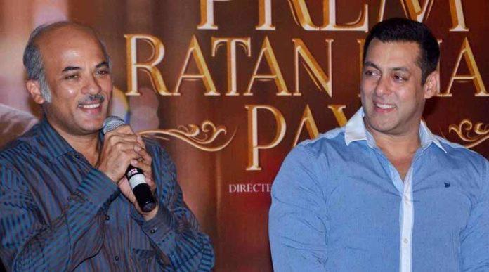 Salman Khan, Sooraj Barjatya To Team Up Again After Prem Ratan Dhan Payo