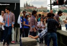 Shahrukh Khan Shooting On Arijit Singh's Song In Prague For Imtiaz Ali's Film