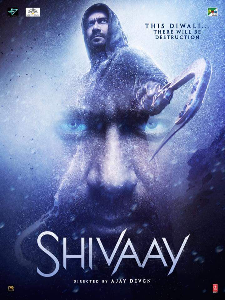 Ajay Devgn upcoming movies: Shivaay on 28 Oct 2016