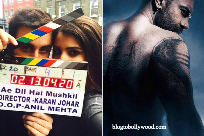 Shivaay Vs Ae Dil Hai Mushkil: Karan Johar Forced To Change Trailer Release And Promotional Strategy