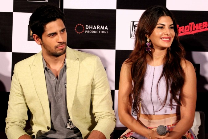 Sidharth Malhotra And Jacqueline Fernandez's Next To Release In 2017