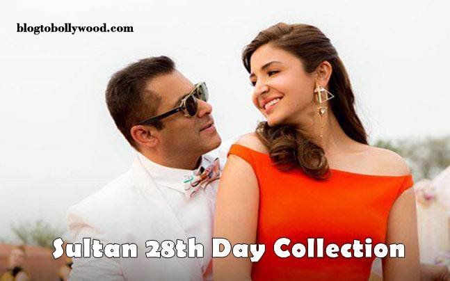 Sultan 28th Day Collection: Day-Wise Box Office Report