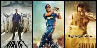 Highest Grossing Bollywood Movies 2016: Top Grossers Of Bollywood 2016rs Of Bollywood 2016   Highest Grossing Movies Of 2016