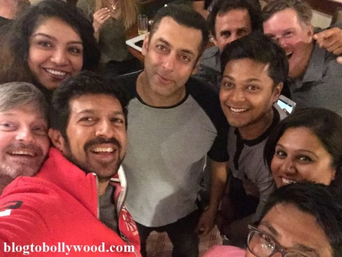 Pictures | Salman Khan wraps up Tubelight Ladakh schedule, celebrates with team