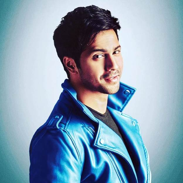 Varun Dhawan is at no. 20