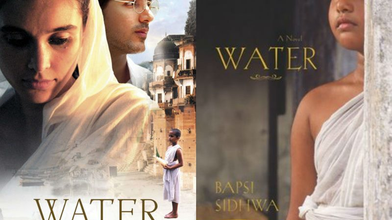 Top 10 Bollywood Movies based on Best Seller Novels- Water