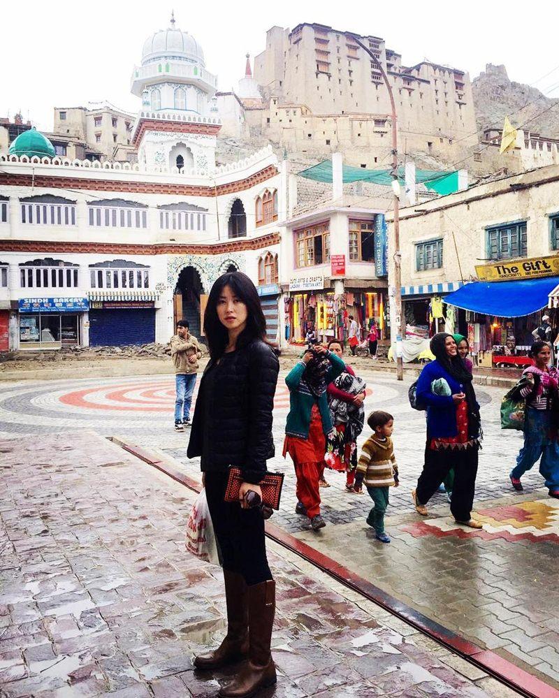 Chinese actress Zhu Zhu makes Salman angry, Tubelight may have another actress!- Zhu Zhu 2