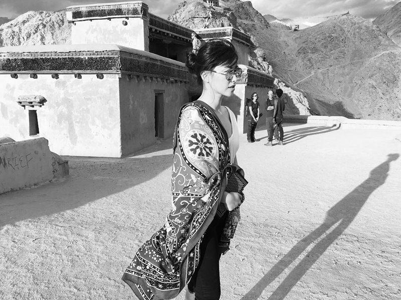 Chinese actress Zhu Zhu makes Salman angry, Tubelight may have another actress!- Zhu Zhu 5