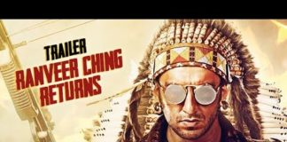 Ranveer Singh as Ranveer Ching in new ad Chings Chinese ad