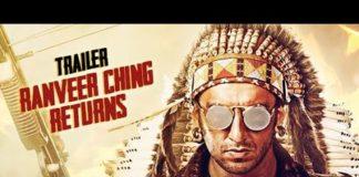 Ranveer Singh as Ranveer Ching in new ad Chings Chinese ad