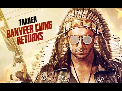 Watch Trailer of Ranveer Ching Returns with this action-packed Rohit Shetty film