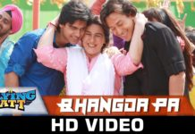 Bhangda Pa is a pure Punjabi dance number from A Flying Jatt!