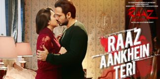 Arijit Singh is soul of Raaz Aankhein Teri, the latest love song from Raaz Reboot