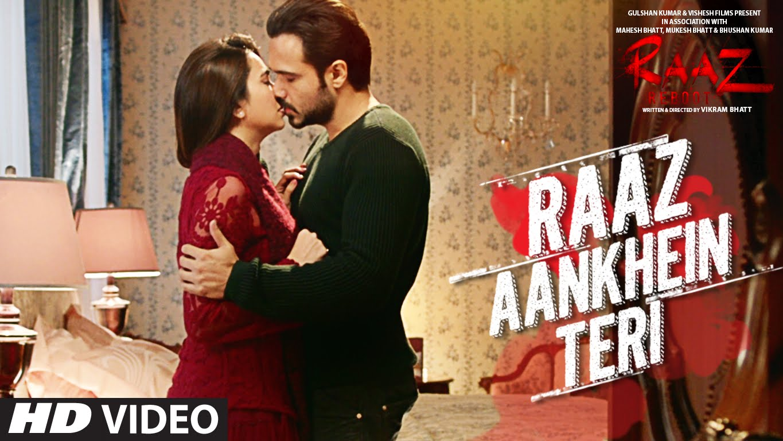 Arijit Singh is soul of Raaz Aankhein Teri, the latest love song from Raaz Reboot