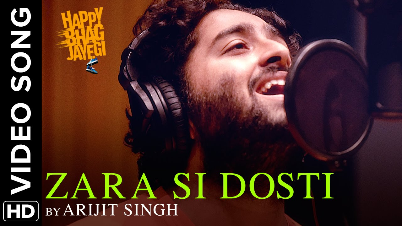 New Song Alert | Zara Si Dosti from 'Happy Bhag Jayegi' is an ode to friendship
