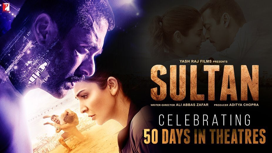 Salman Khan's Sultan Celebrates 50 days In Theatres: Biggest Blockbuster Of 2016