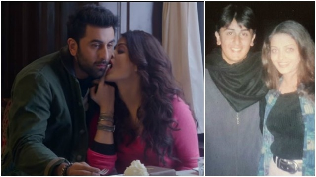 An 18 year old pic of Ranbir-Aishwarya is going viral!