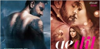 Four Days Collection Comparison: Shivaay Vs Ae Dil Hai Mushkil 4 Days Box Office Report