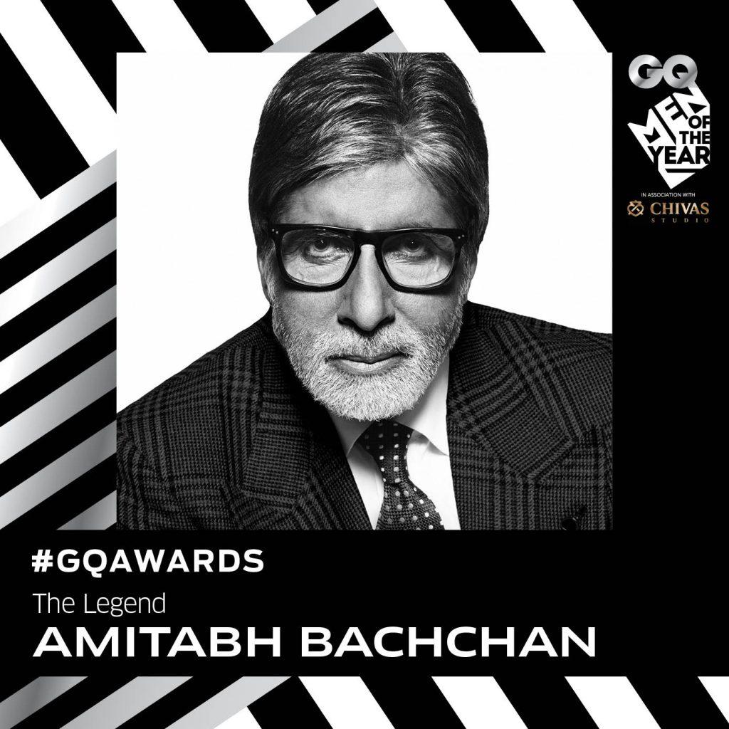 The Legend: Amitabh Bachchan