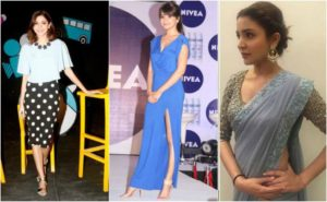 Anushka Sharma - Fashion Icons of Bollywood