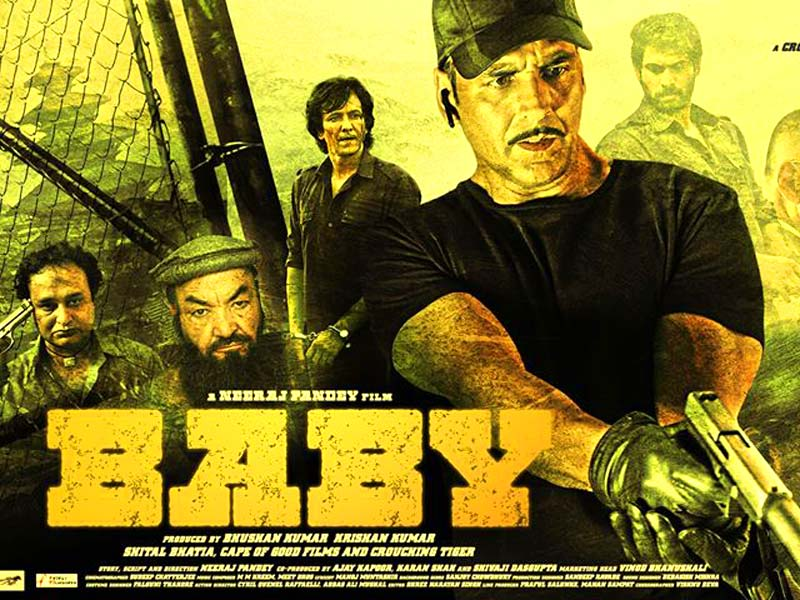 Happy Birthday Akshay Kumar! 10 Movies that prove Akshay Kumar's Acting Prowess-Baby