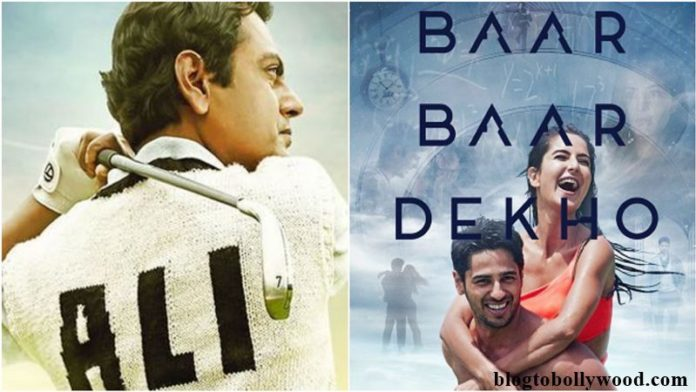 Freaky Ali, Baar Baar Dekho 4th Day Collection: First Monday Box Office Report