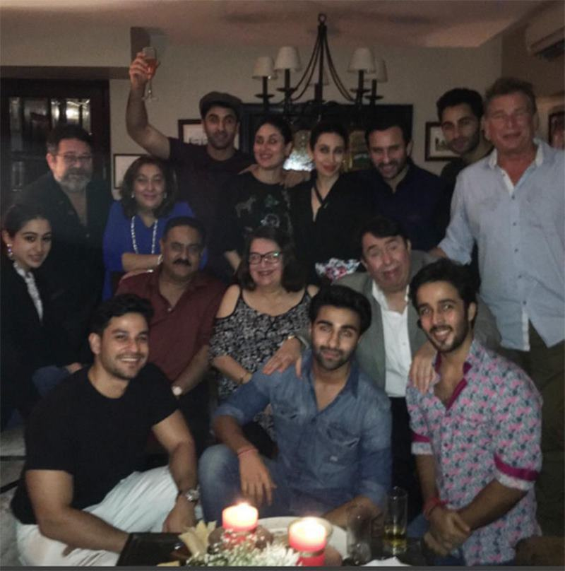 Bebo's Birthday Bash | Check out the pictures from Kareena Kapoor Khan's birthday party!- Bebo Birthday 7