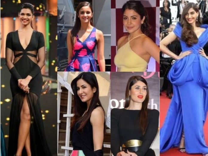 Top Fashion Icons in Bollywood: From Sonam Kapoor To Alia Bhatt