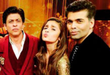 Fawad Khan replaced by Shah Rukh-Alia to be the first guests on Koffee with Karan!