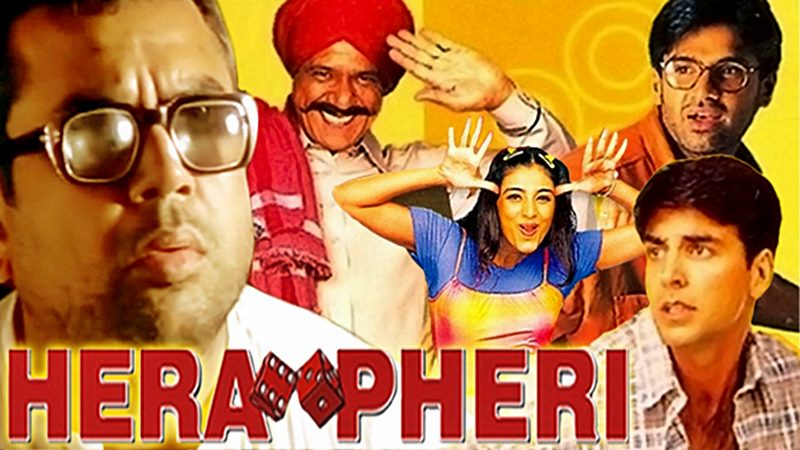 Happy Birthday Akshay Kumar! 10 Movies that prove Akshay Kumar's Acting Prowess- Hera Pheri