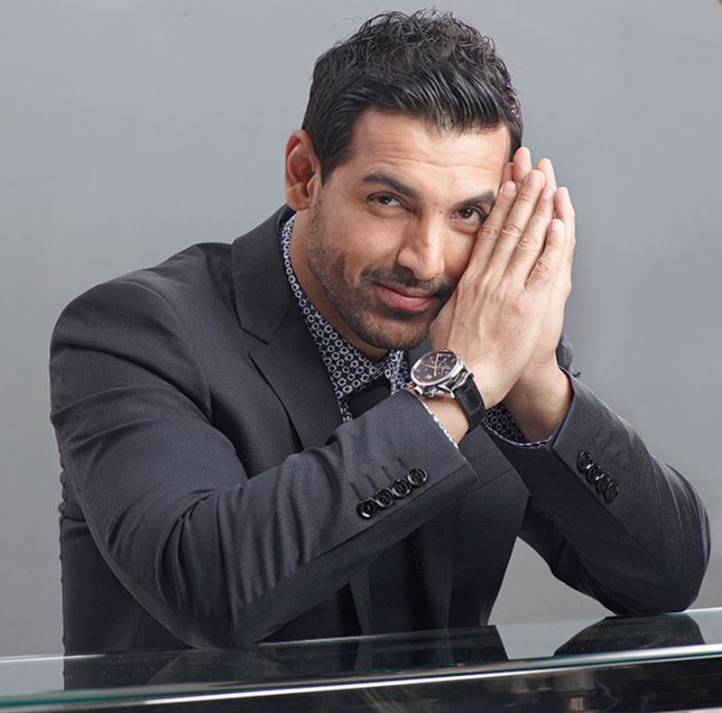 10 Actors who had completely different careers before entering Bollywood- John Abraham
