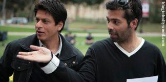 Karan Johar hopes that he will direct Shah Rukh Khan very soon