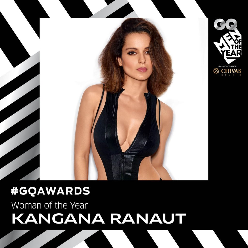 Kanagana Ranaut: Woman Of The Year