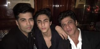 Karan Johar says he has to be a part of Aryan Khan's launch in movies, his very own godchild!