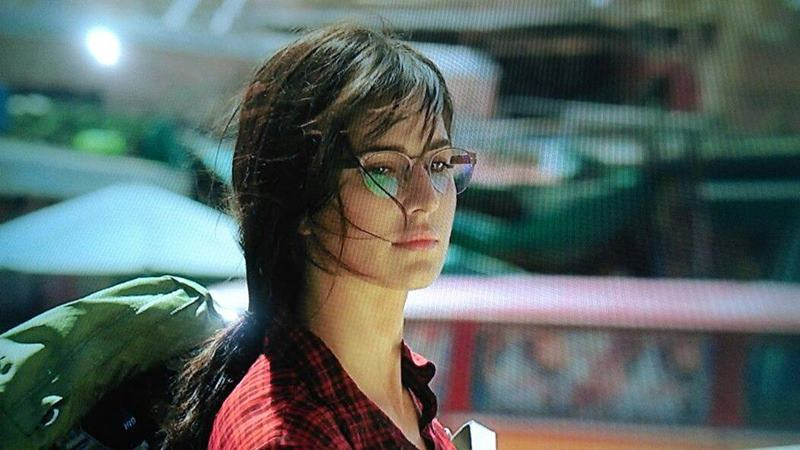 Katrina Kaif shares a still from the sets of Jagga Jasoos and we love it!