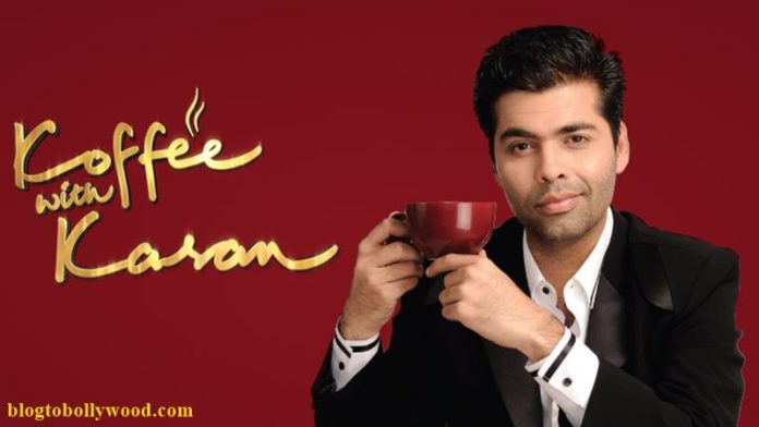 Hurrah! Koffee with Karan is coming back to town with new surprises!